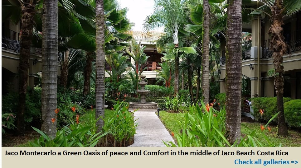 Jaco Montecarlo Peaceful vacation  apartments costa rica