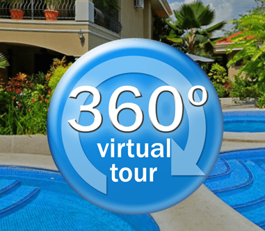 virtual tour jaco beach condos costa rica
