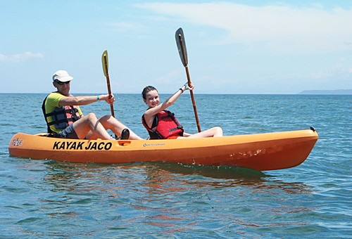 Sea Kayak Tour